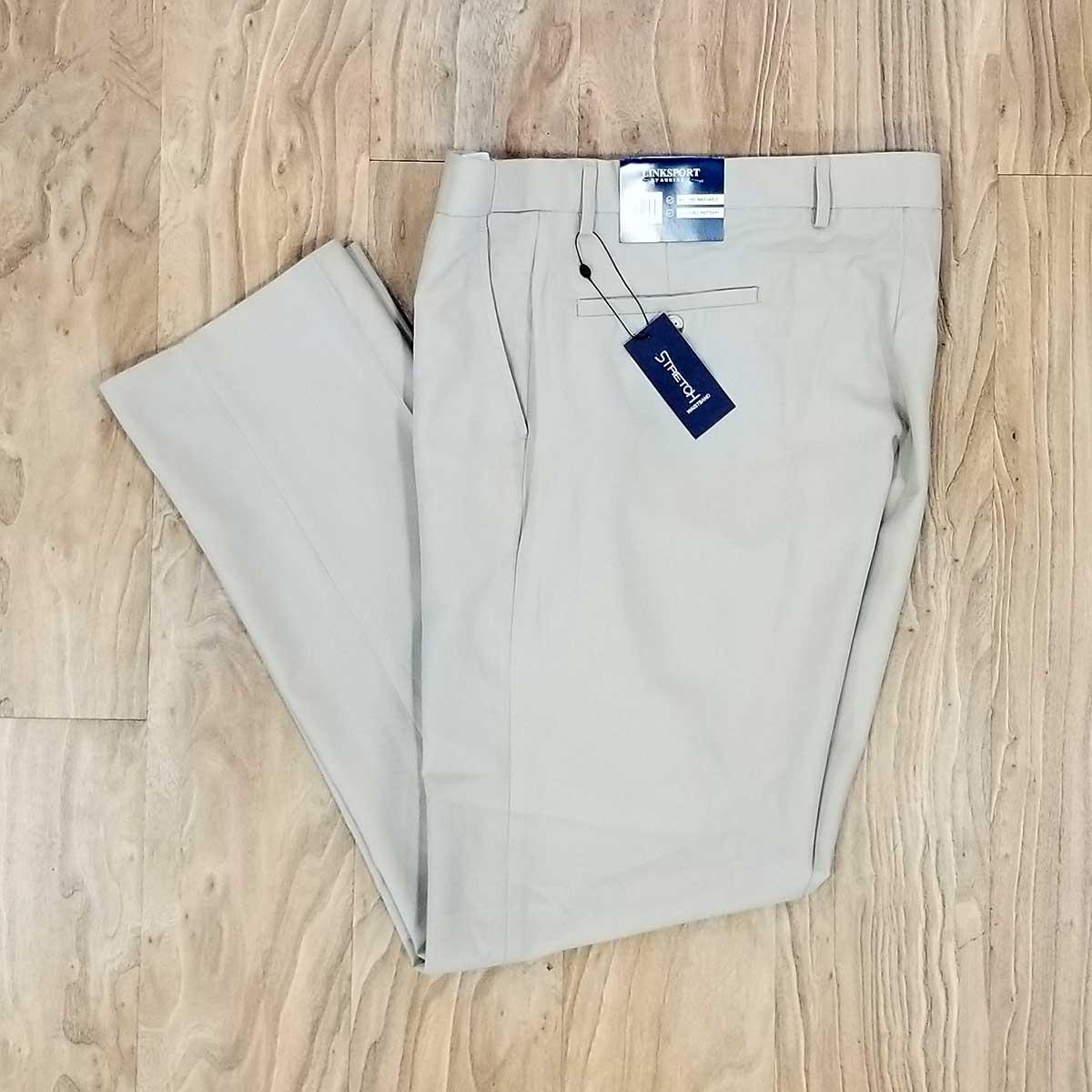 Linksport Premium Golf Pant - Khaki