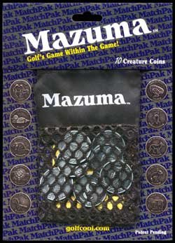 Mazuma Golf Coin Game