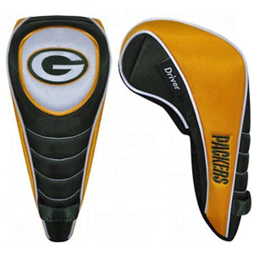 Team Effort NFL Green Bay Packers Shaft Gripper Driver Headcover