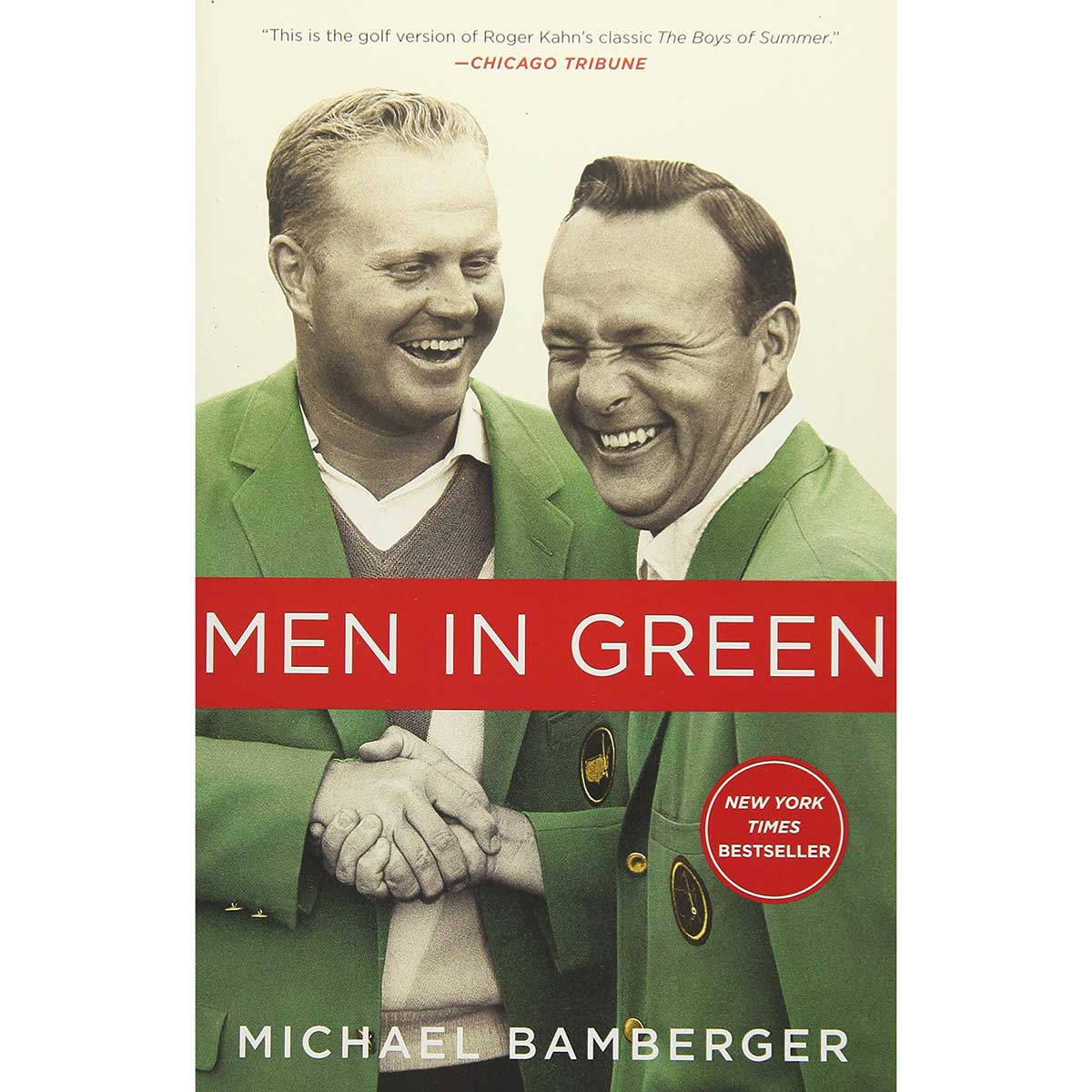 Men In Green Book by Michael Bamberger