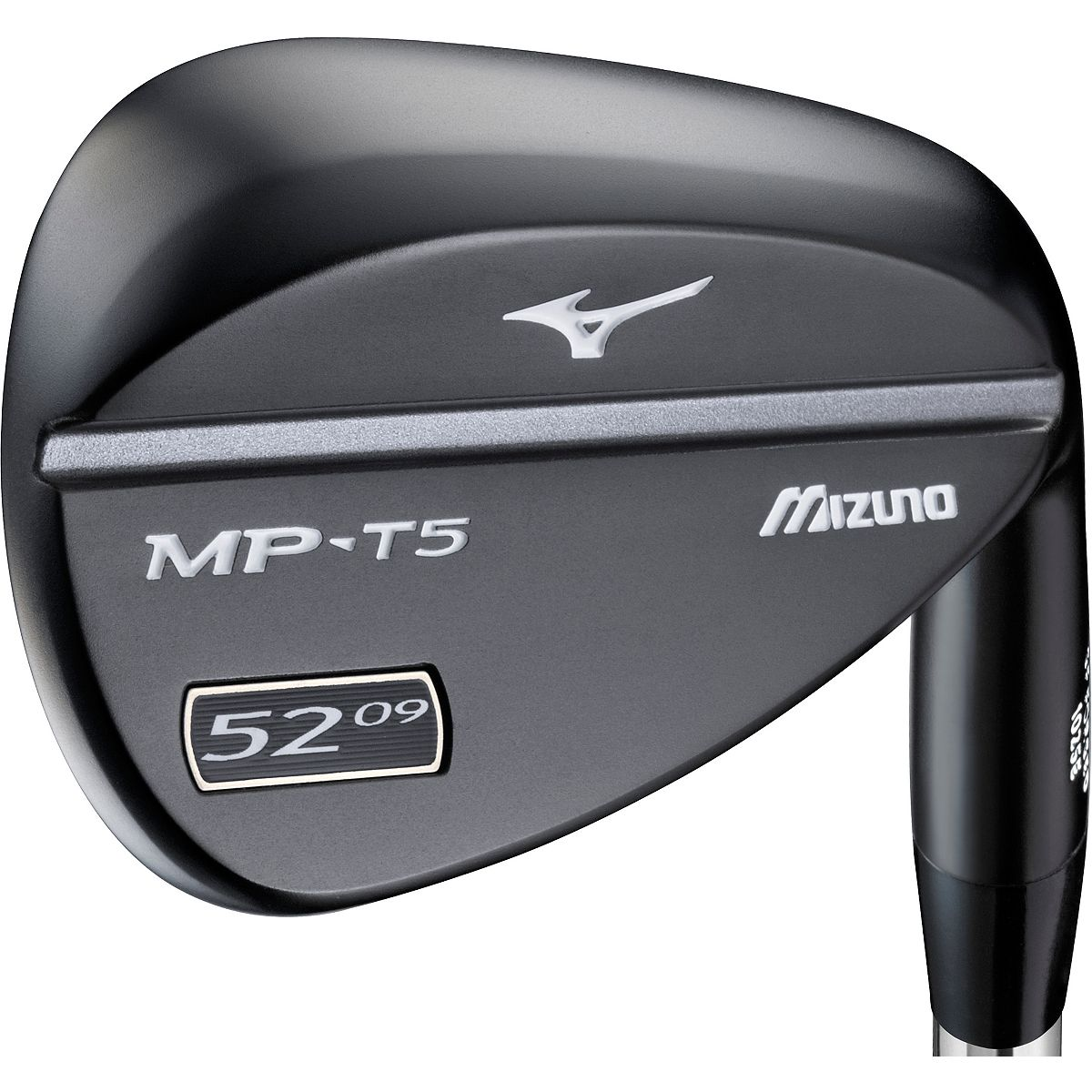 Mizuno MP-T5 Black Ion Wedge