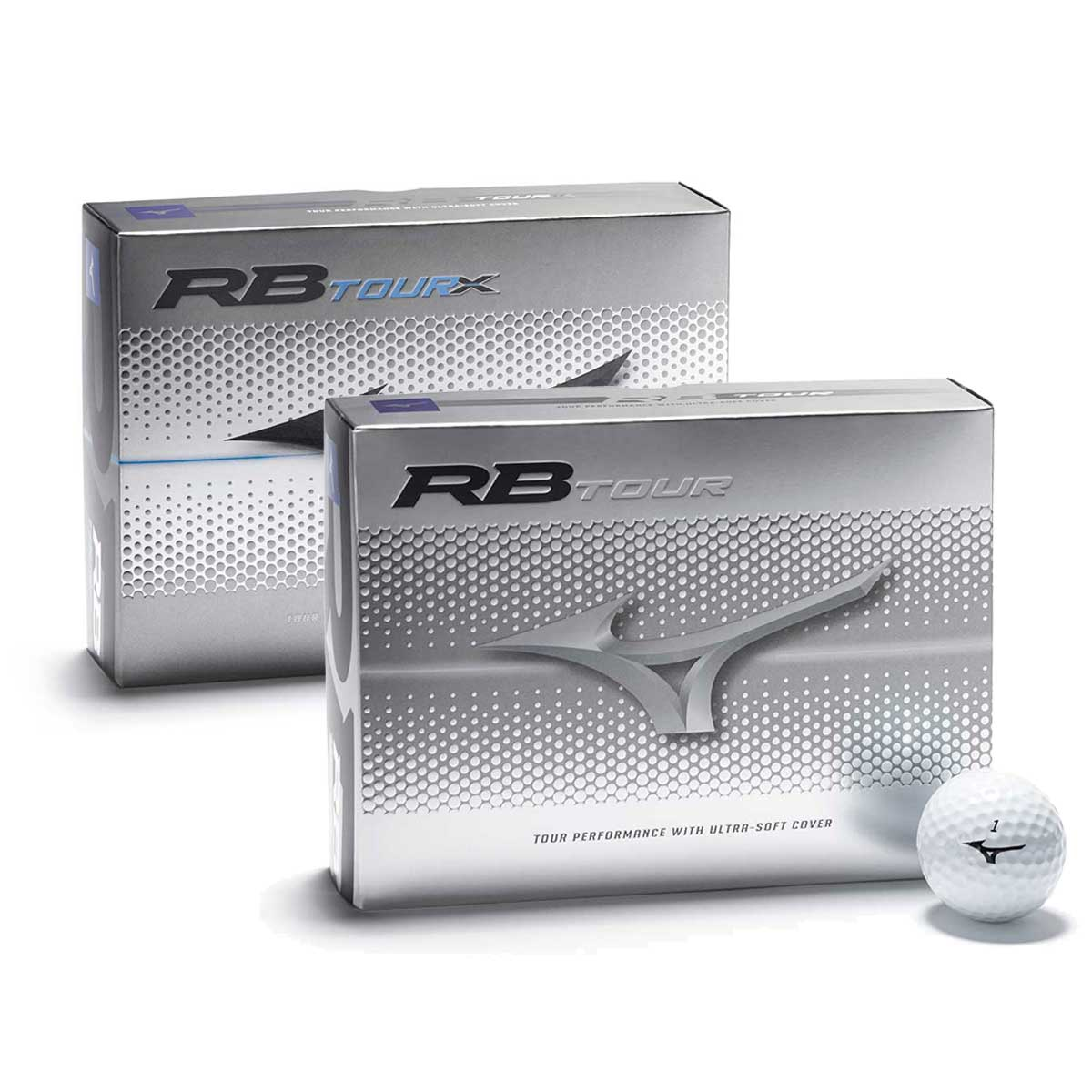 Mizuno RB Tour & Tour X Golf Balls