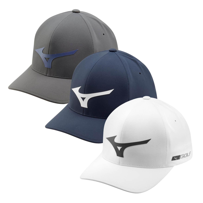 Mizuno Tour Delta Fitted Golf Cap