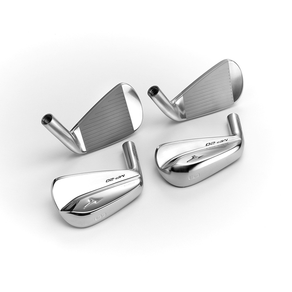 Mizuno MP-20 SEL Left Hand Irons (3-PW)