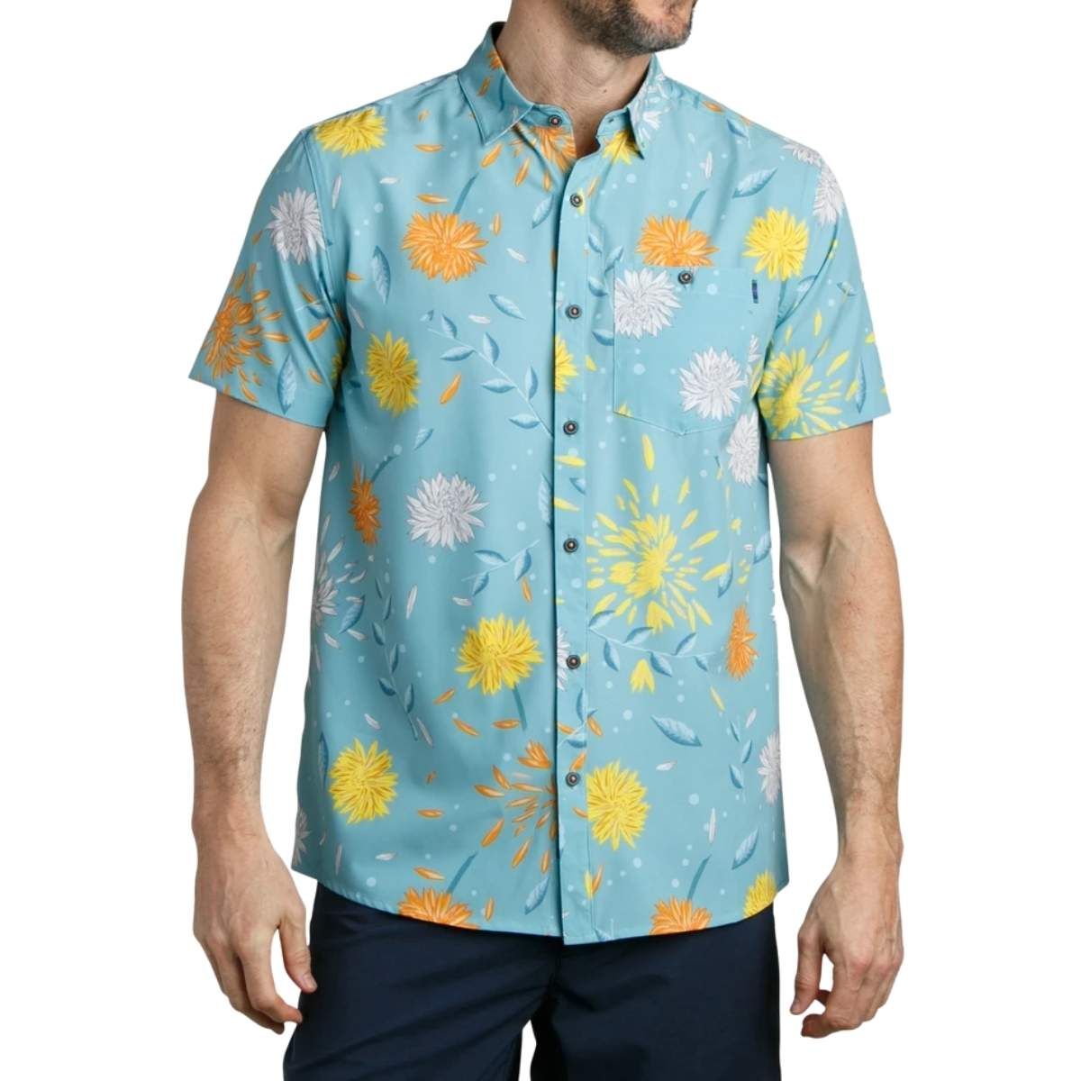 William Murray Mums The Word Button Down Shirt