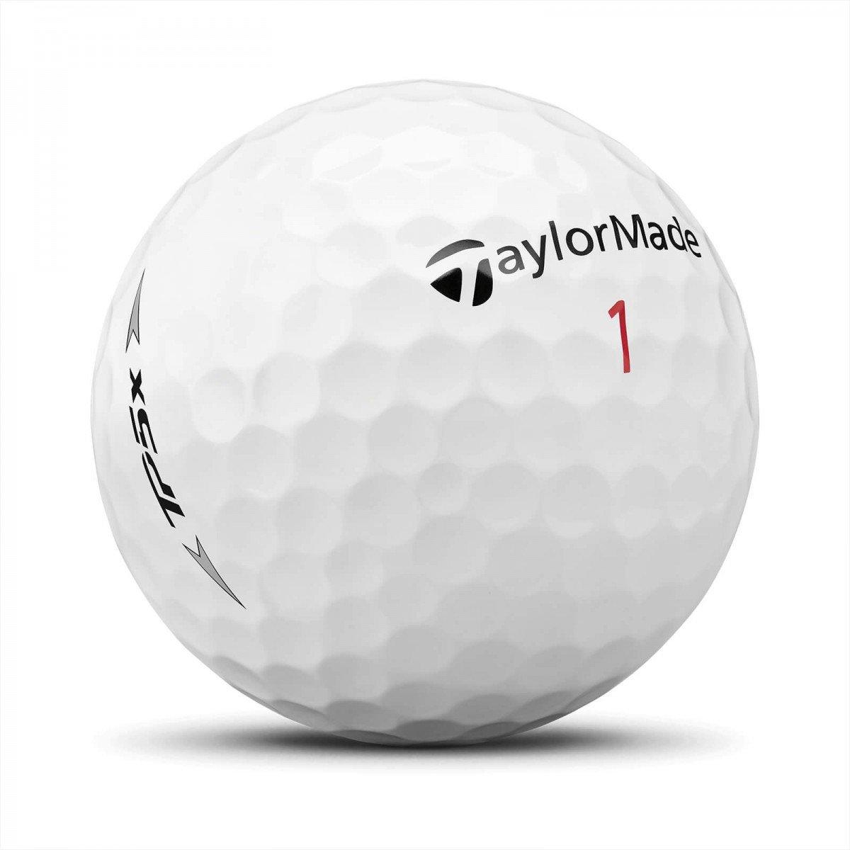 NEW TaylorMade TP5x Golf Ball
