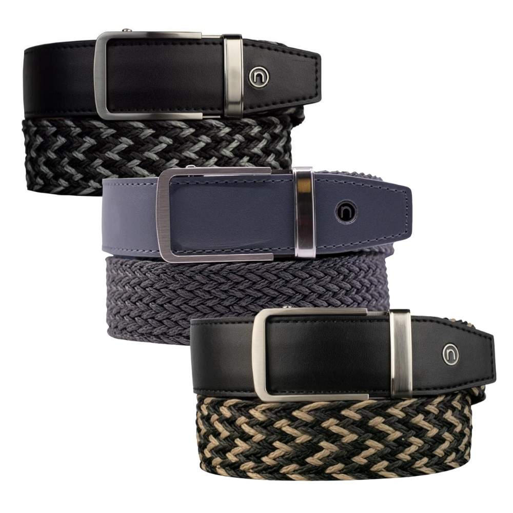 Nexbelt 2020 Braided Belt