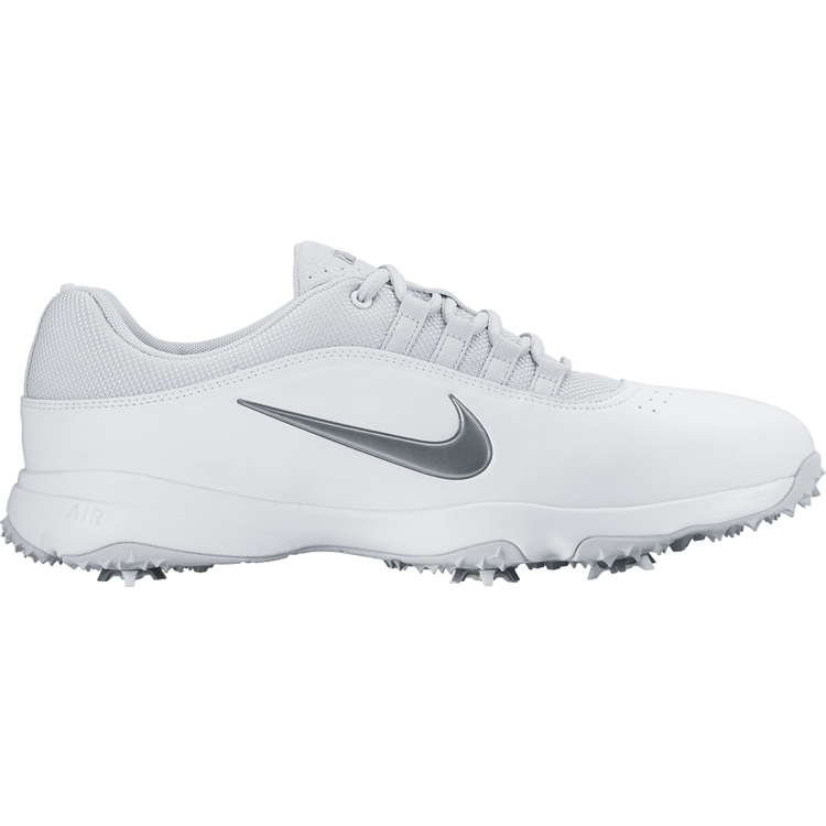 Nike Air Rival 4 White/Grey Golf Shoe - Medium Width