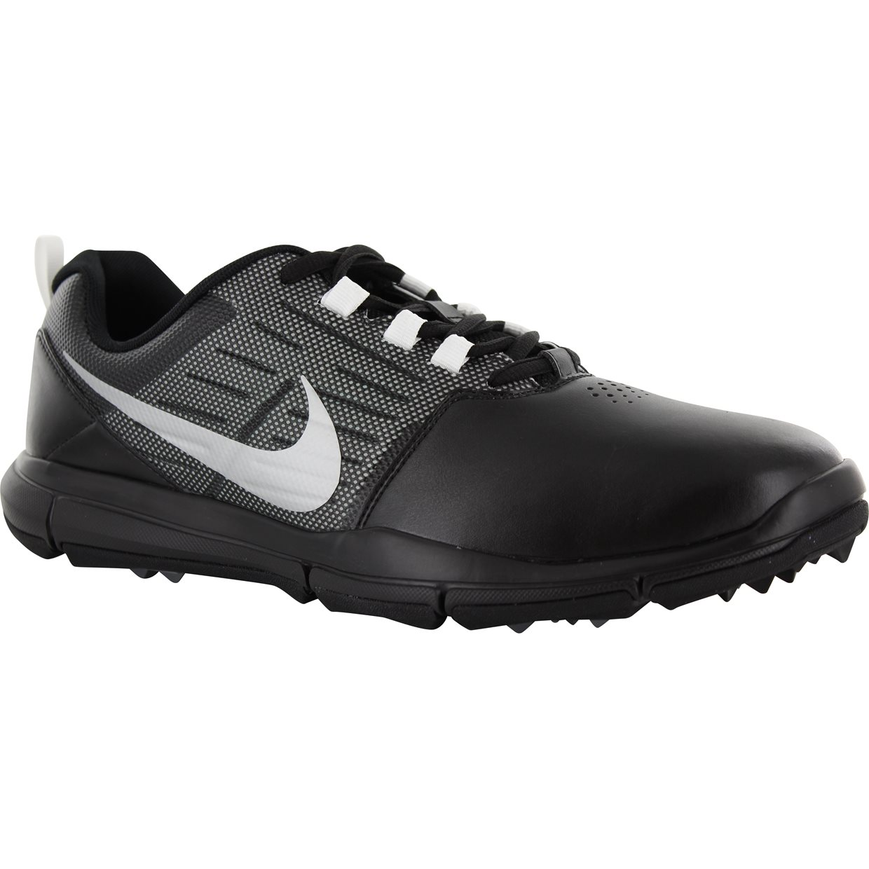 Nike Explorer SL Spikeless Golf Shoes - Black Wide Width