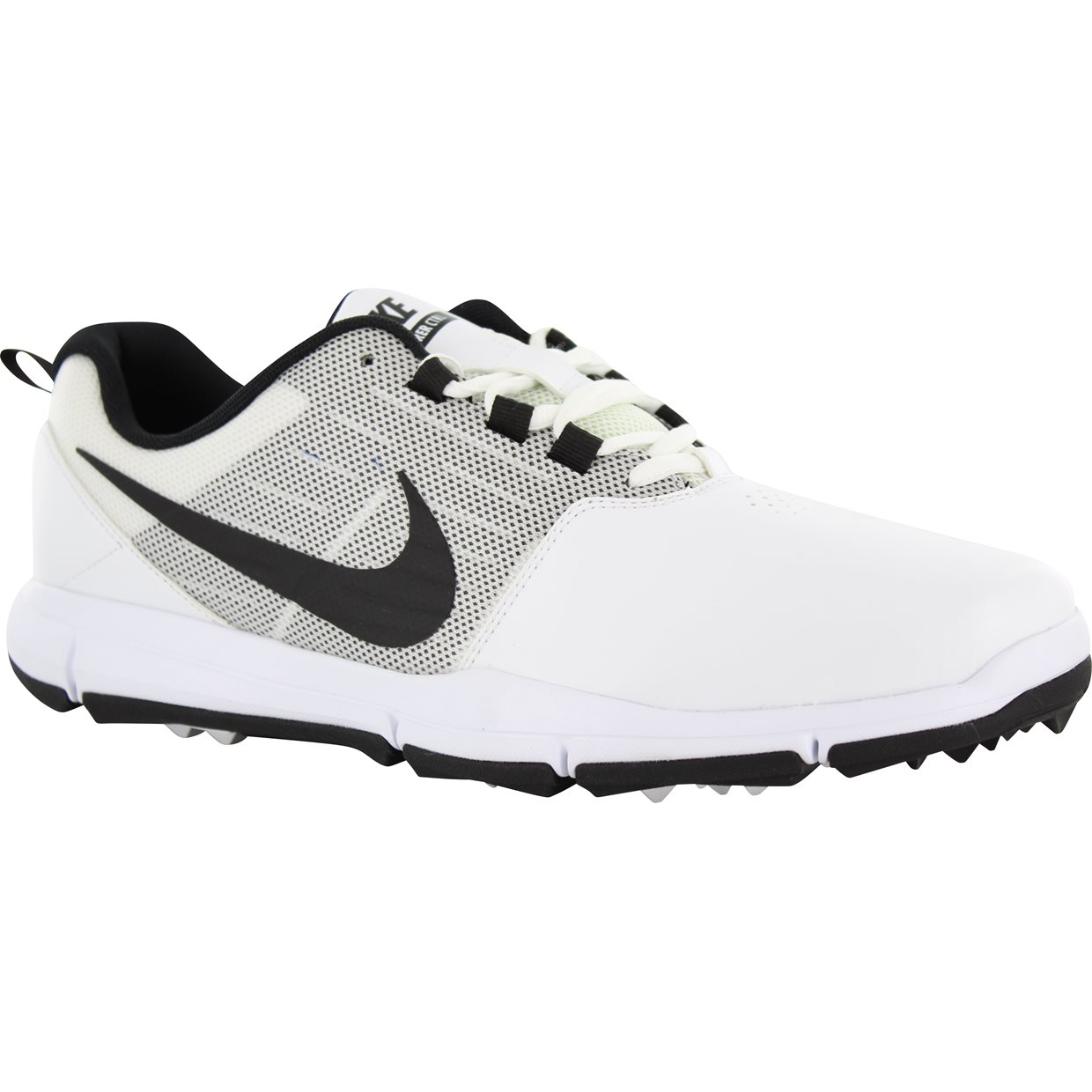 Nike Explorer SL Spikeless Golf Shoes - White Medium Width