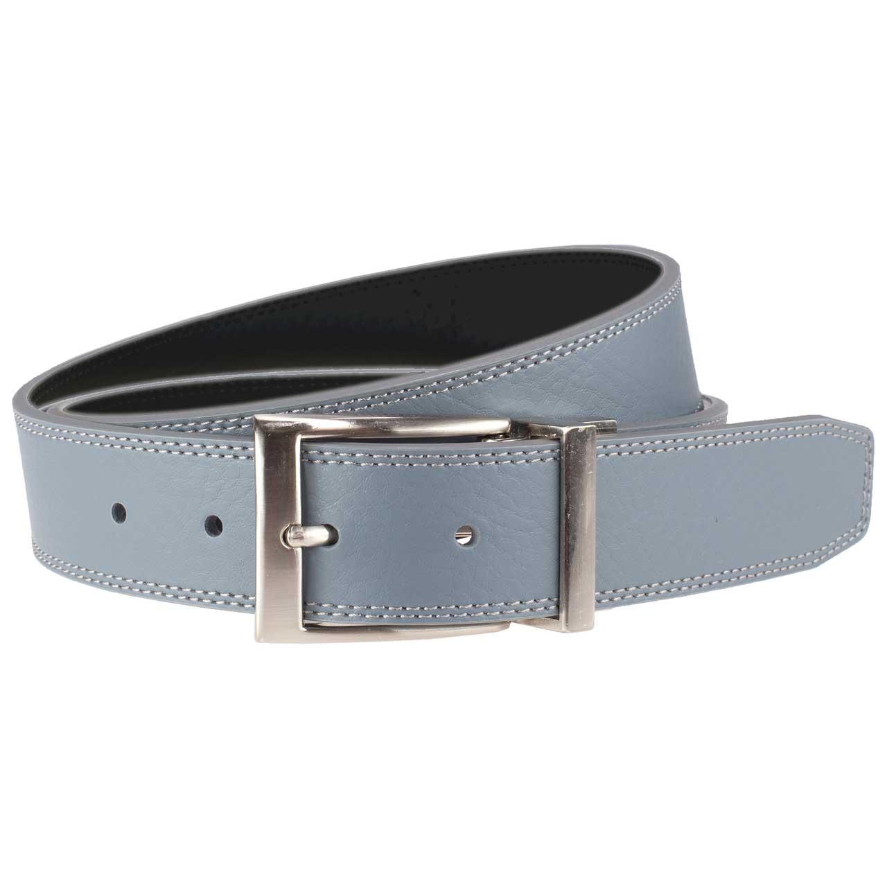 Nike Golf Sg Reversible Grey/Black Harness Belt