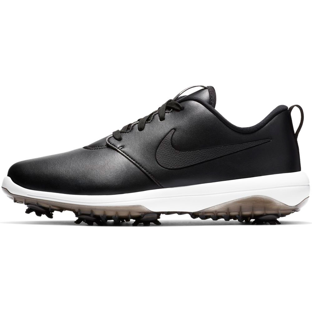 Nike Men's Roshe G Tour Black Golf Shoe