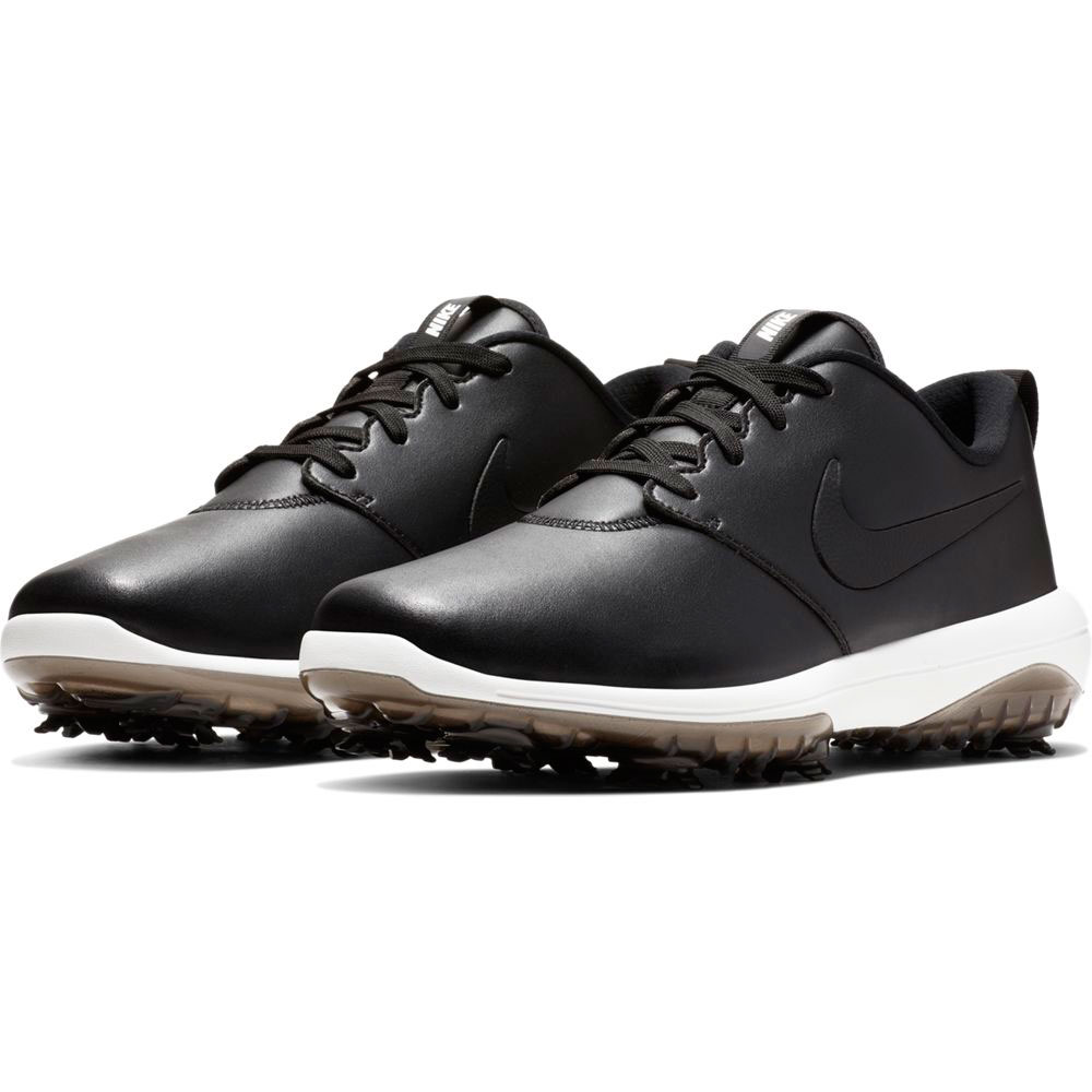 Nike Men's Roshe G Tour Black Golf Shoe