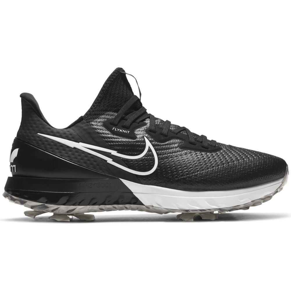 Nike Men's 2021 Air Zoom Infinity Tour Black/White Golf Shoe