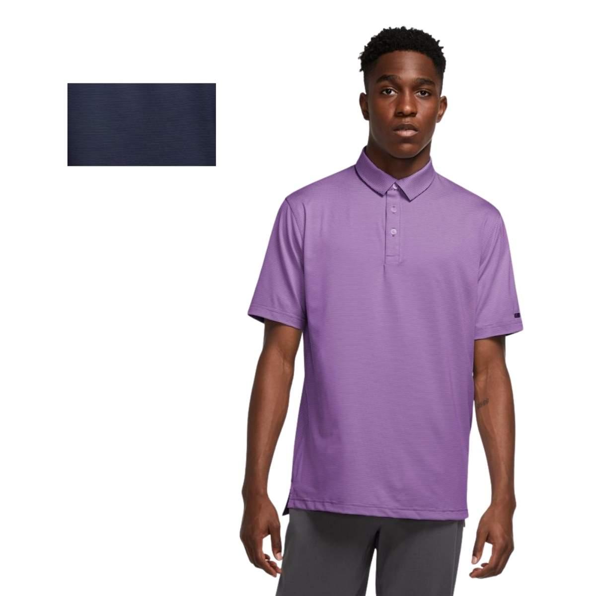 Nike Men's 2021 Dri-Fit Player Control Stripe Polo