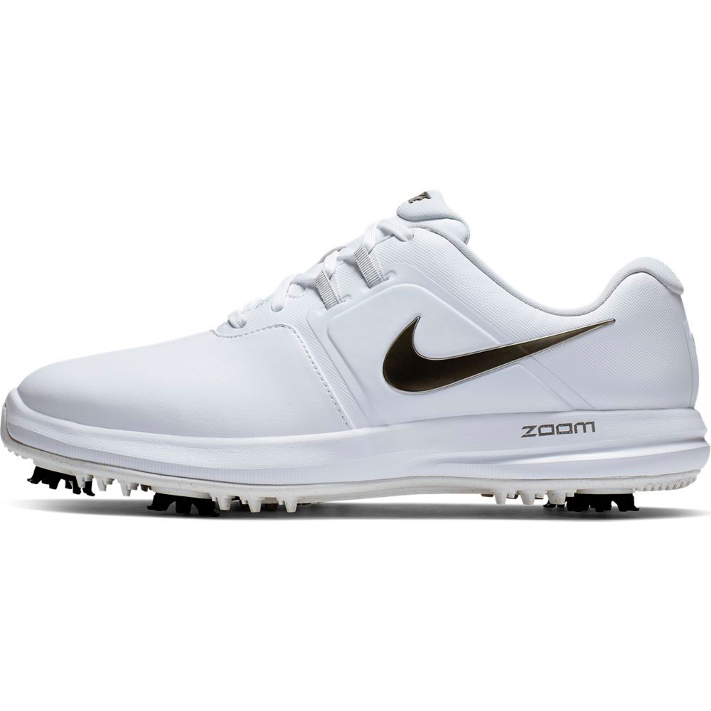 Nike Men's Air Zoom Victory White/Grey Golf Shoe