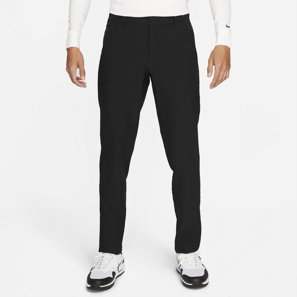 Nike Men's Dri-Fit Black Vapor Slim Fit Golf Pants
