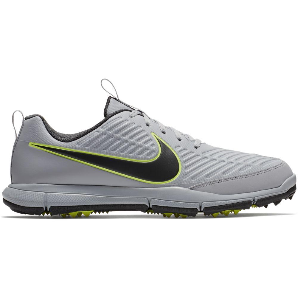 Nike Men's Explorer 2 Golf Shoe - Grey