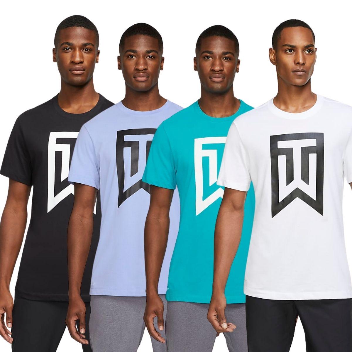 Nike Men's Tiger Woods Logo T-Shirt