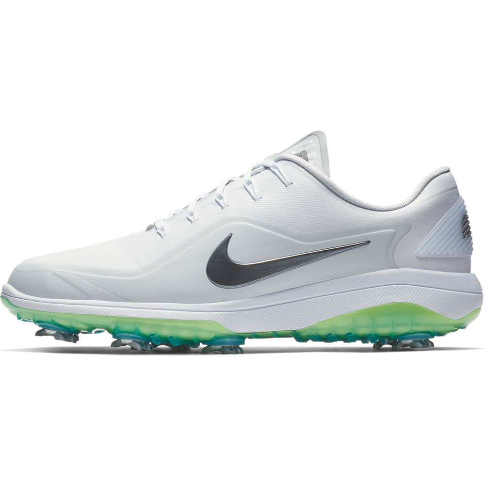 Nike Men's Vapor 2 White/Grey Golf Shoe