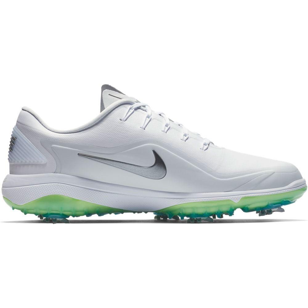 Nike Men's Vapor 2 White/Grey Golf Shoe