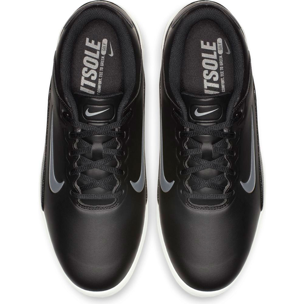 Nike Men S Vapor Black Golf Shoe