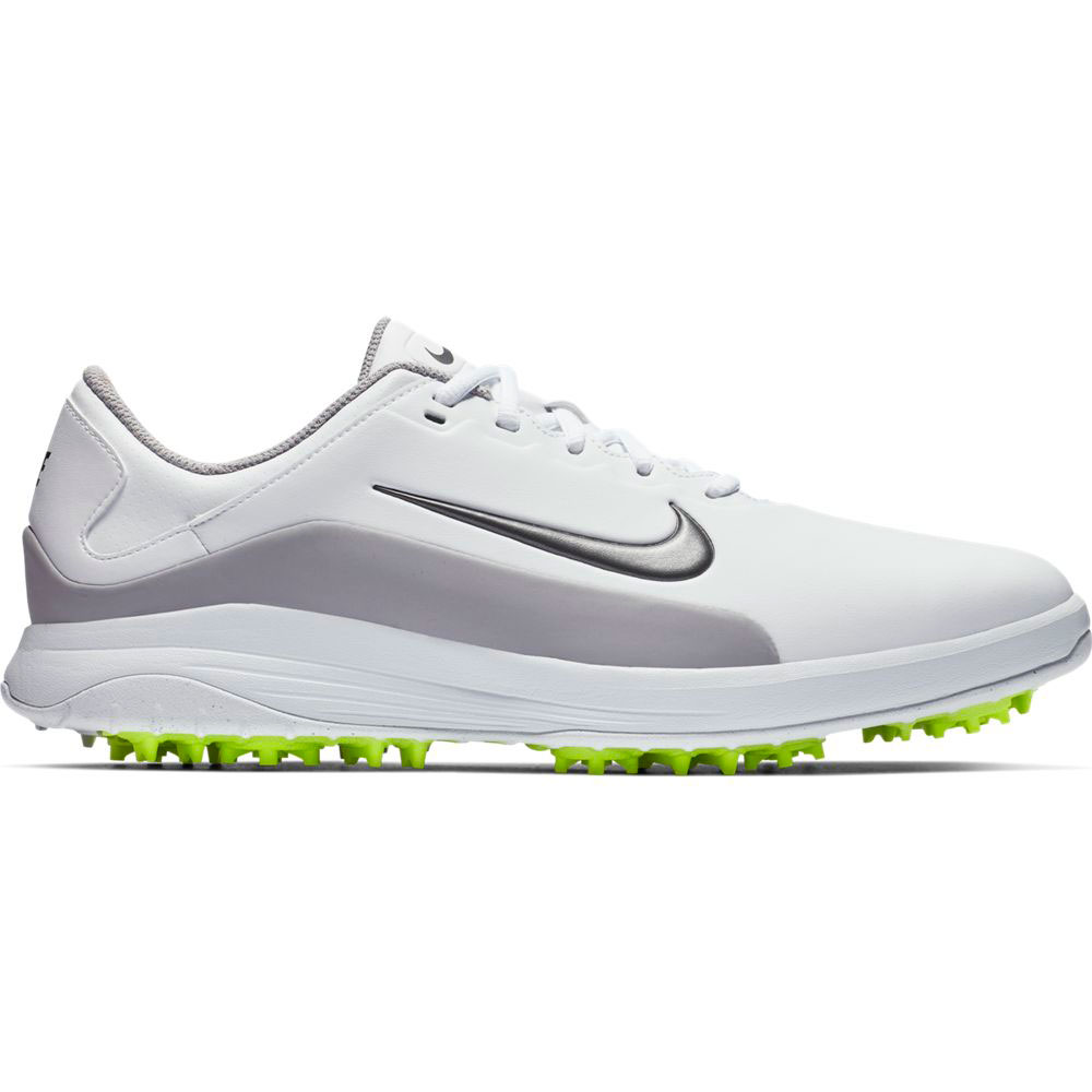 Nike Men's Vapor White/Grey Golf Shoe