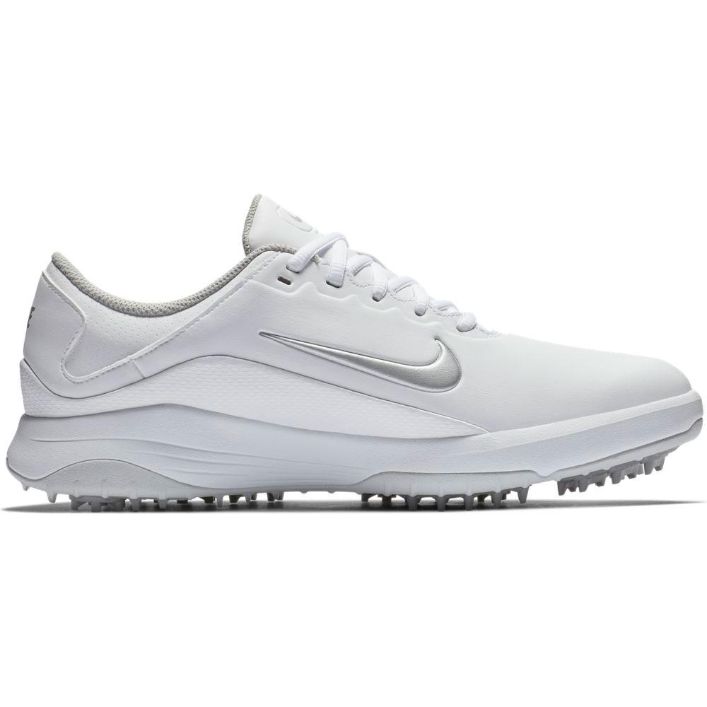 Nike Men's Vapor White/Silver Golf Shoe