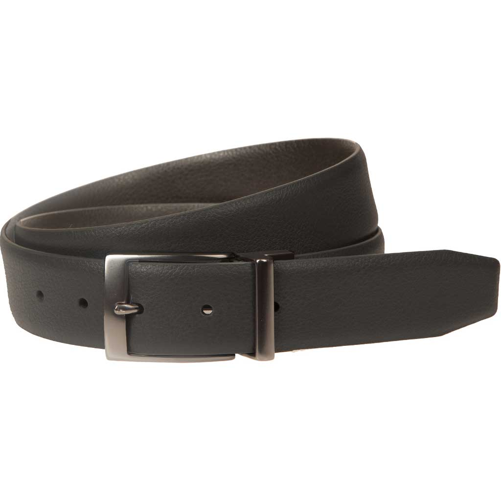 Nike SG Textured Reversible Black/Brown Belt