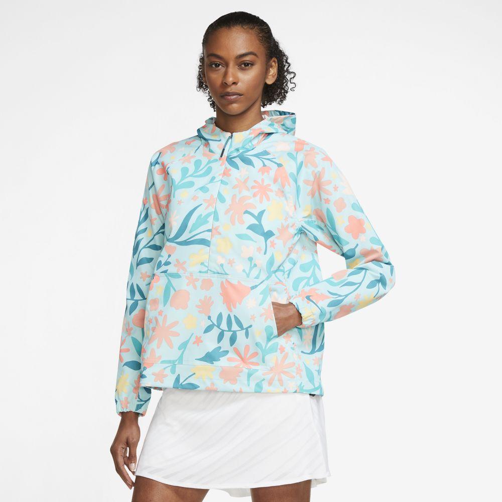 Nike Women's 2021 Repel Printed Anorak Jacket