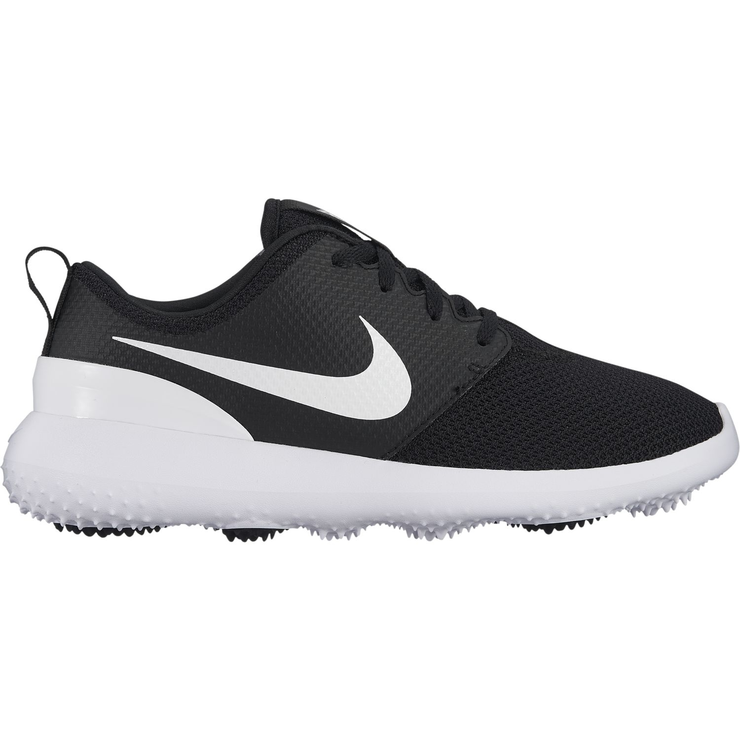 Nike Womens Roshe G Golf Shoe - Black