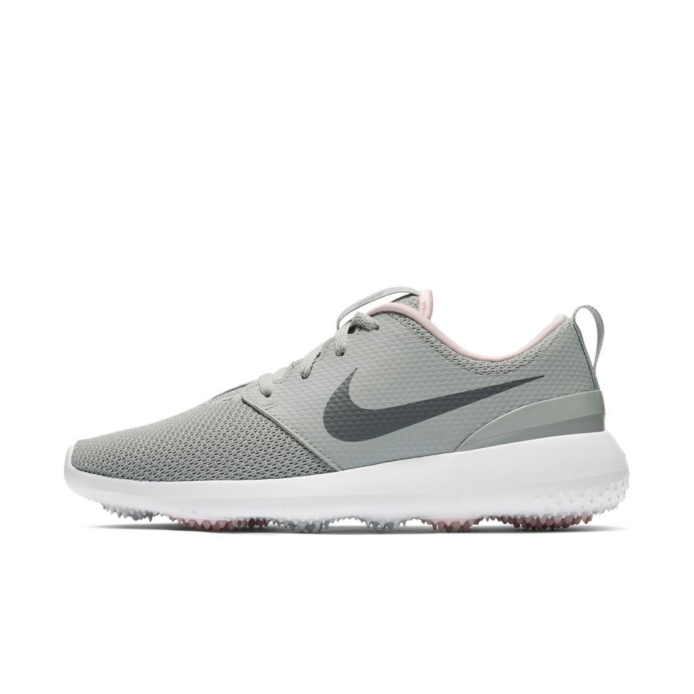 Nike Women's Roshe G Grey Golf Shoe