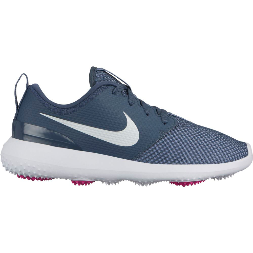 Nike Women's Roshe G Monsoon Blue Golf Shoe