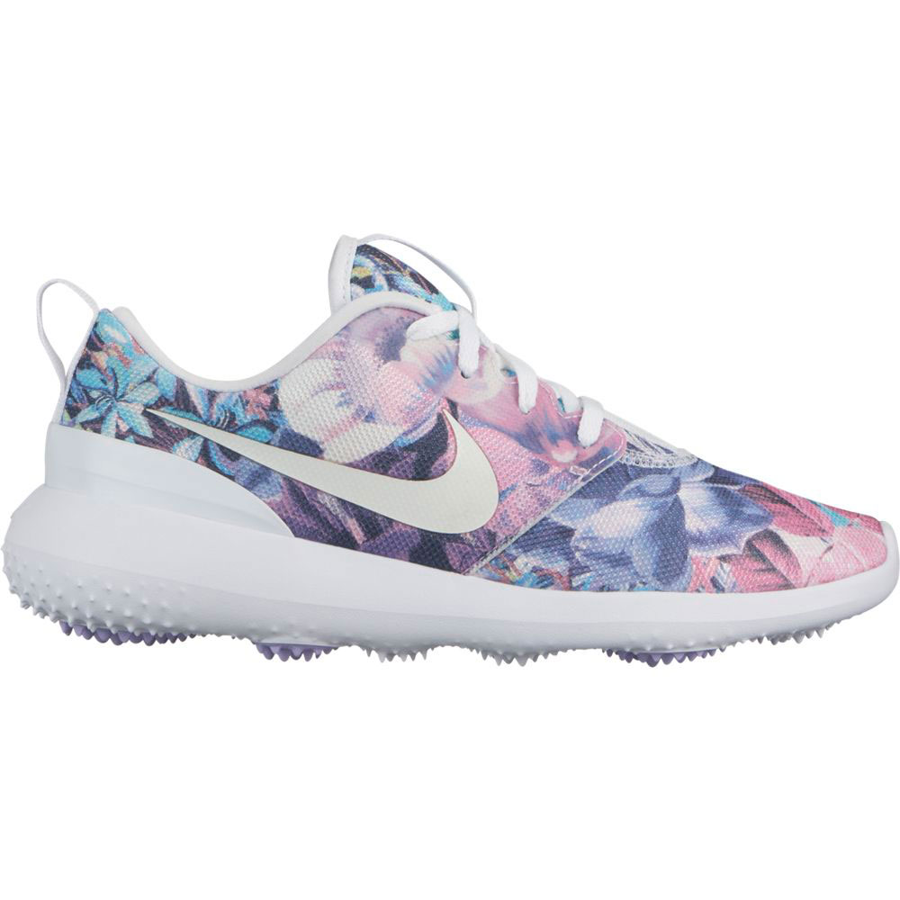 Nike Women's Roshe G Purple Dawn Golf Shoe