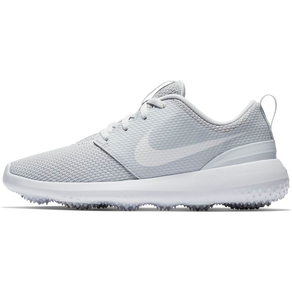 Nike Women's Roshe G White Golf Shoe