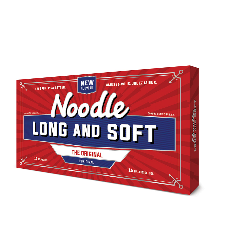 Noodle 2018 15 Ball Pack