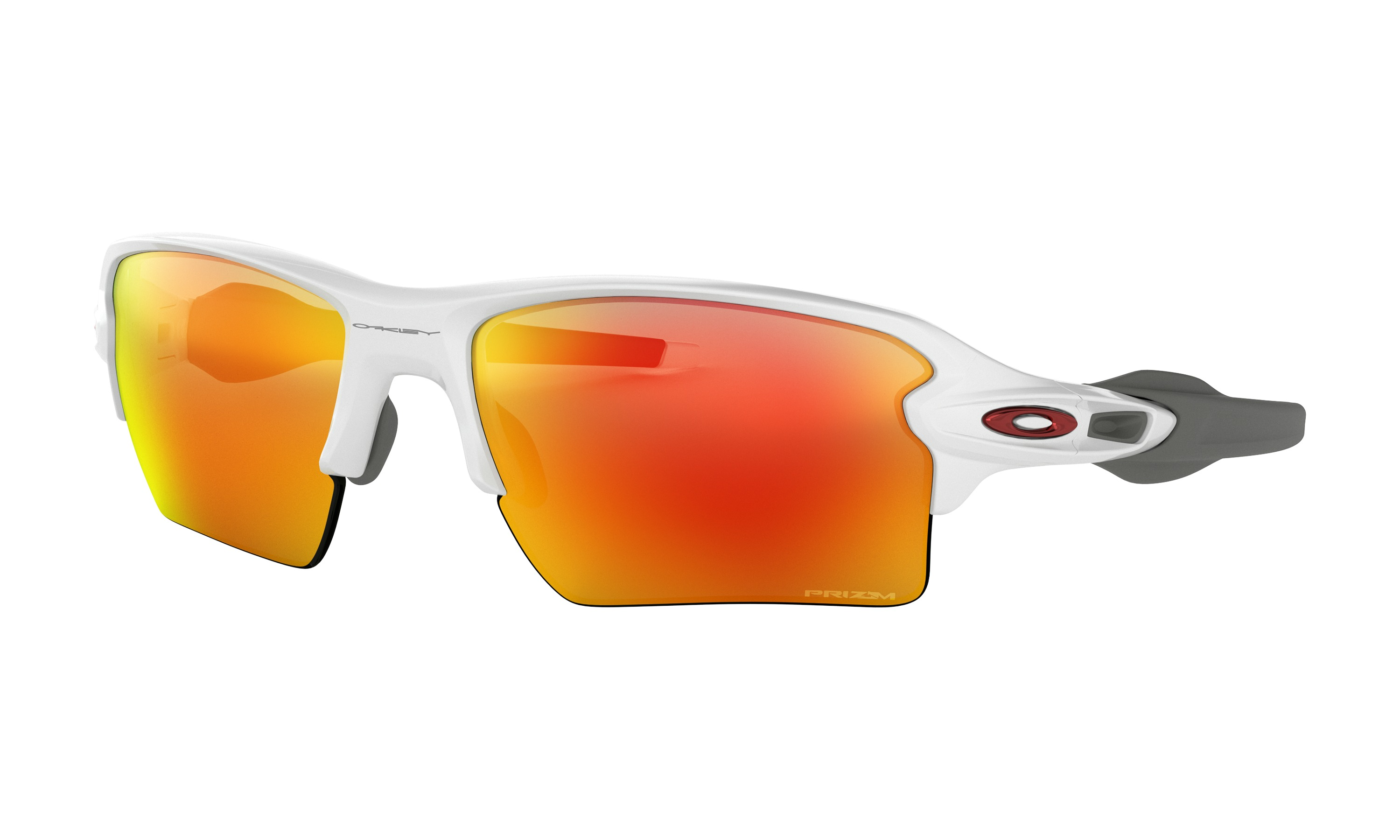 Oakley Flak 2.0 XL Team Colors Prizm Ruby Sunglasses