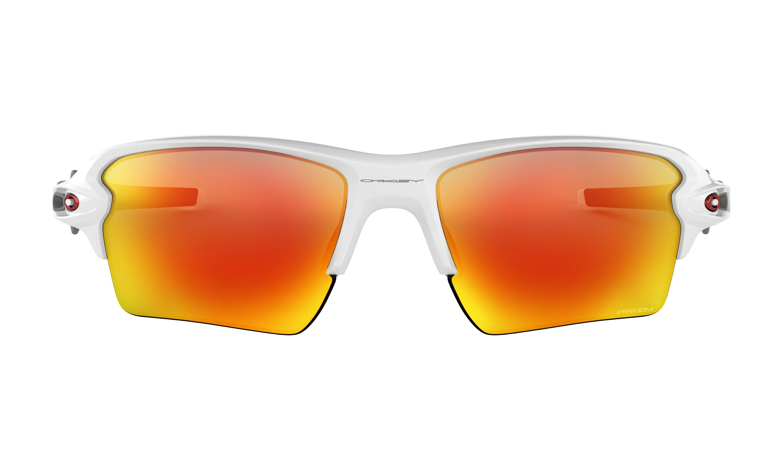 Oakley Flak 2.0 XL Team Colors Prizm Ruby Sunglasses