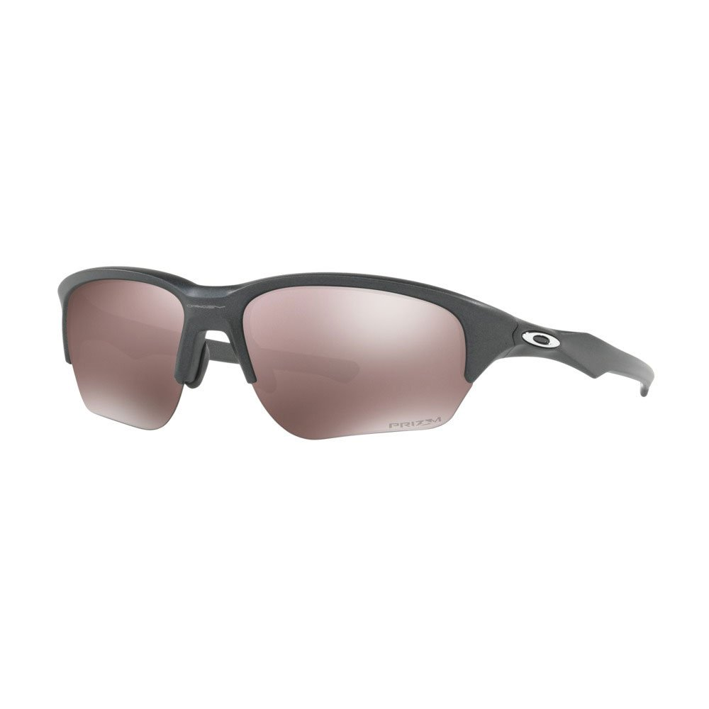 Oakley Flak Beta Prizm Steel Polarized Sunglasses