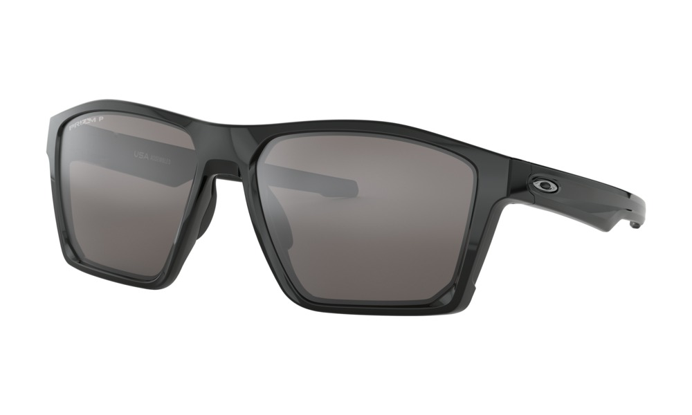 Oakley Targetline Prizm Black Polarized Sunglasses