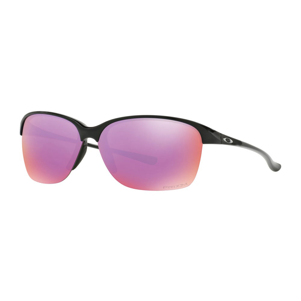 Oakley Unstoppable Polished Black Prizm Sunglasses