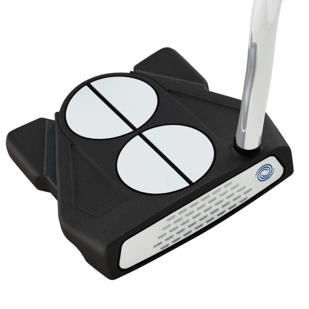 Odyssey 2-Ball Ten Lined Stroke Lab Putter - Oversize Grip