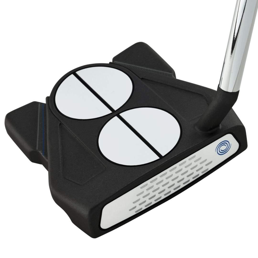 Odyssey 2-Ball Ten S Lined Stroke Lab Putter - Pistol Grip