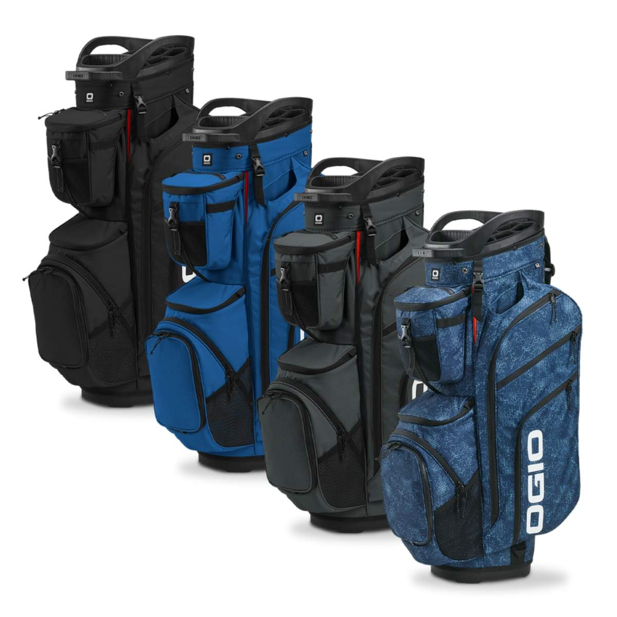 Ogio 2020 Convoy SE 14 Cart Bag