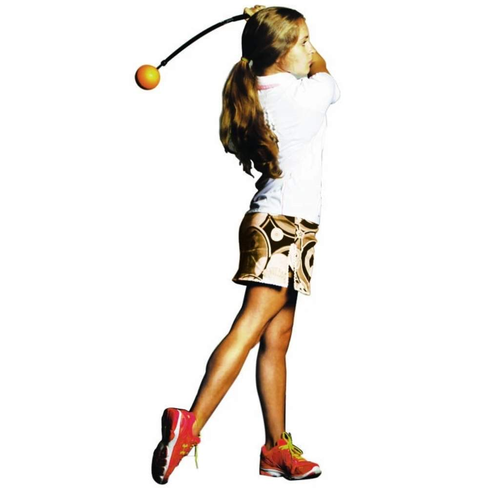 Orange Whip Junior Golf Swing Trainer