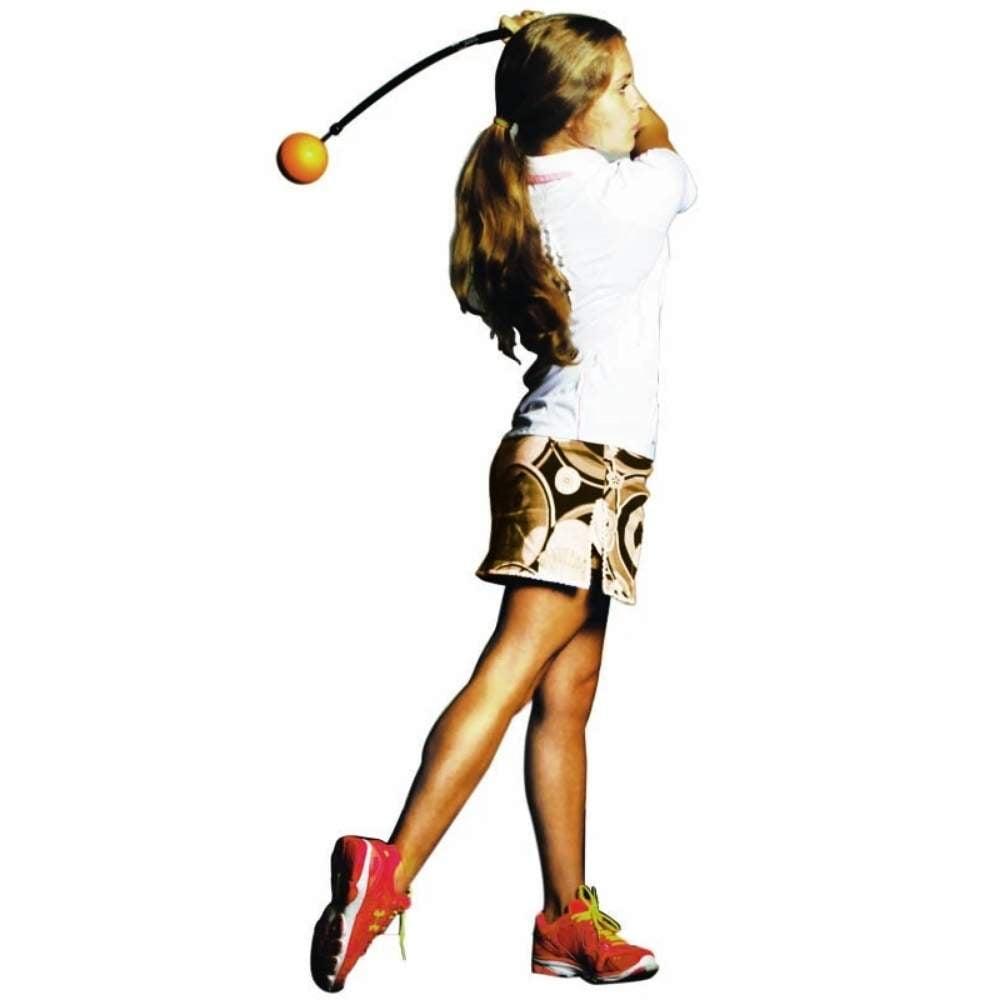 Orange Whip Junior Golf Swing Trainer