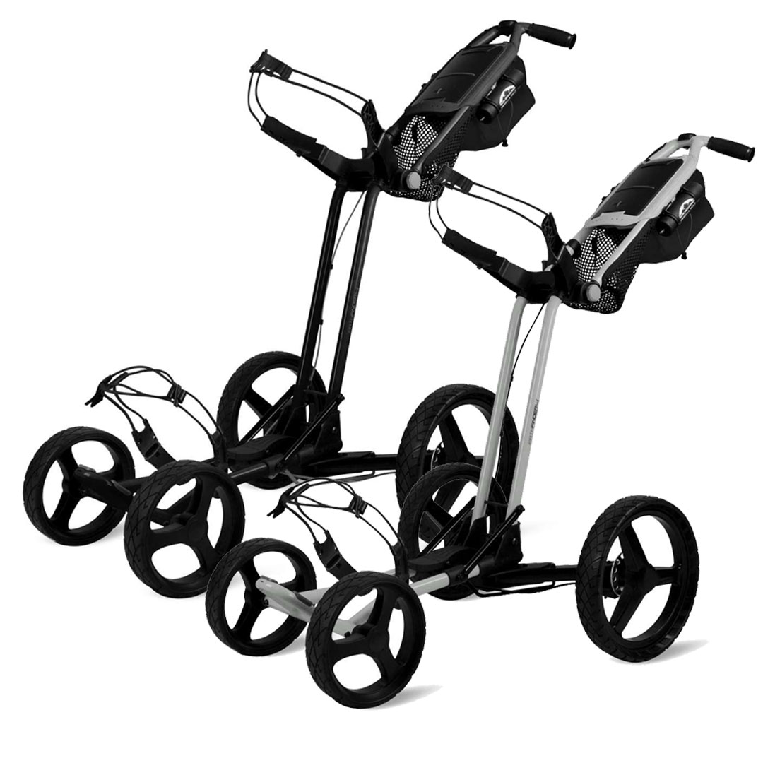 Sun Mountain Pathfinder 4 Push Golf Cart