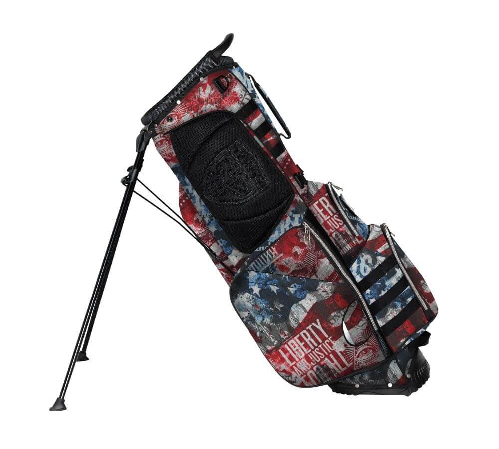 Subtle Patriot Stand Bag