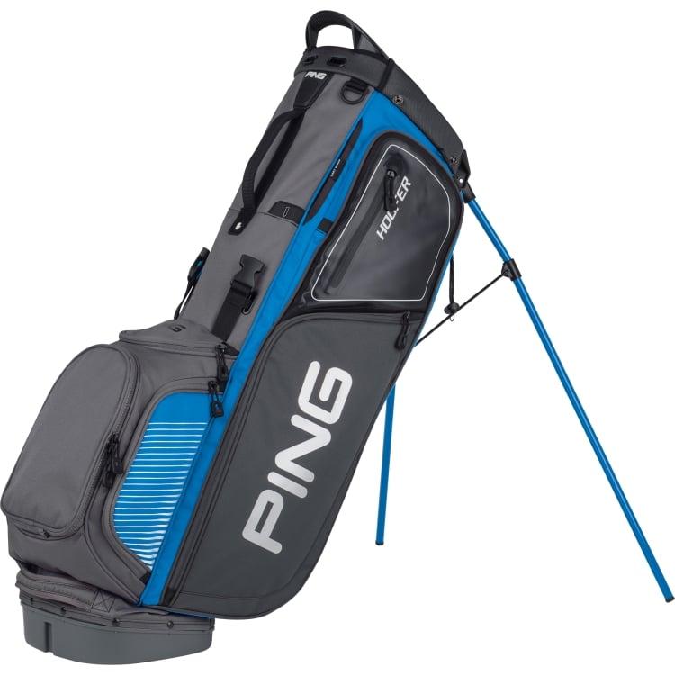 Ping 2016 Hoofer Stand Bag Grey/Blue