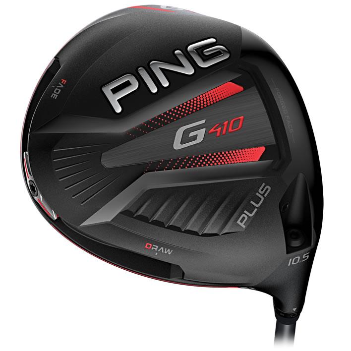 Ping G410 Plus Left Hand Driver w/ Alta CB 55 Shaft